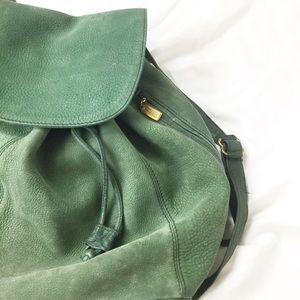 Coach Bags - RARE Vintage Coach Leather Made In Italy Backpack